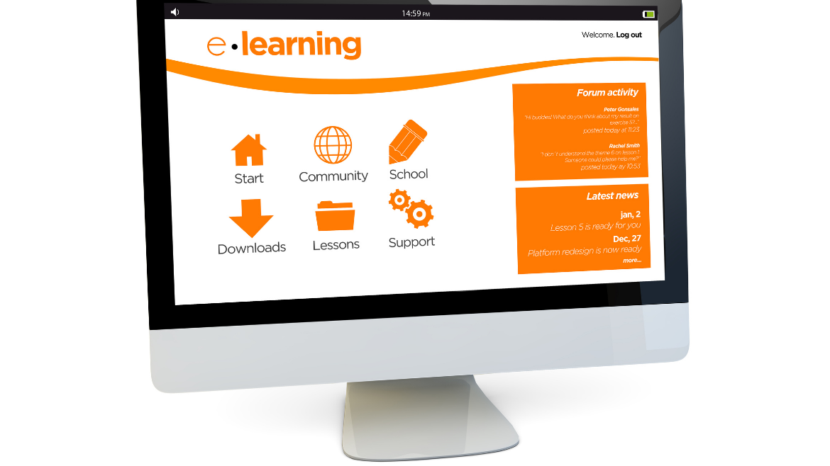 LE e-learning, plus efficace que jamais !